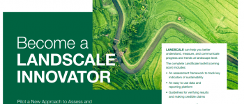 LandScale is calling for pioneers in landscape sustainability