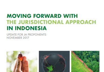 Moving Forward with the Jurisdictional Approach in Indonesia - November 2017 edition
