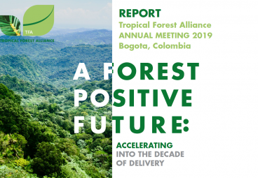 TFA Annual Meeting 2019 Report