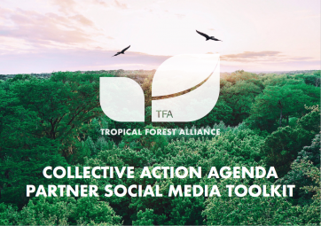 Collective Action Agenda Launch Social Media Toolkit